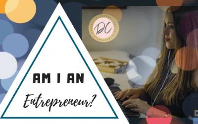 Am I an Entrepreneur?